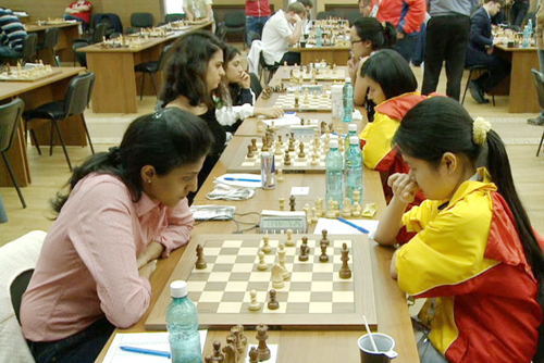 Vietnamese chess players perform at Eastern Asia Youth Chess Championship 2017