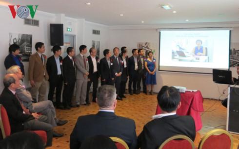 Association of Vietnamese high-tech experts in Europe debuts