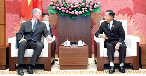 Vietnam-US defence cooperation to grow further