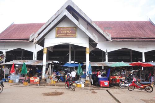 Vietnamese people in Laos' Sekong province organize congress