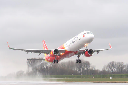 Vietjet Air offers 5,000 promotional tickets on international route