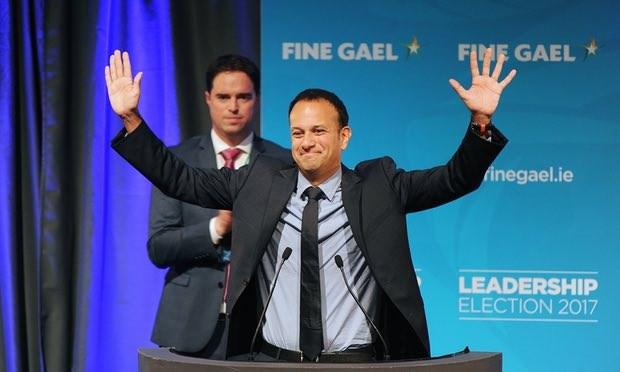Leo Varadkar becomes Ireland's new PM