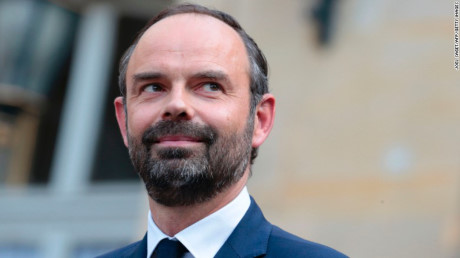 President Macron reappoints Edouard Philippe as PM