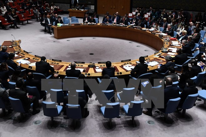 Bolivia assumes UN Security Council presidency for June