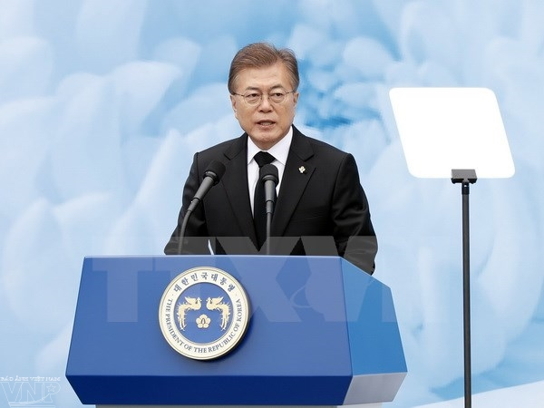 RoK's President appoints new Justice Minister