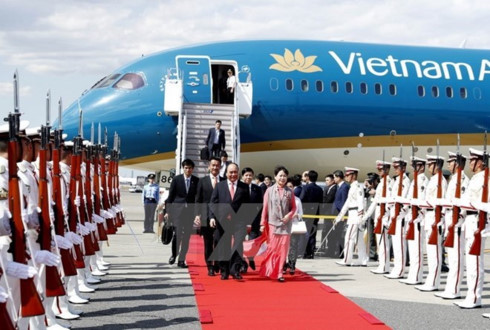 Japan Times hails visit by Vietnamese PM