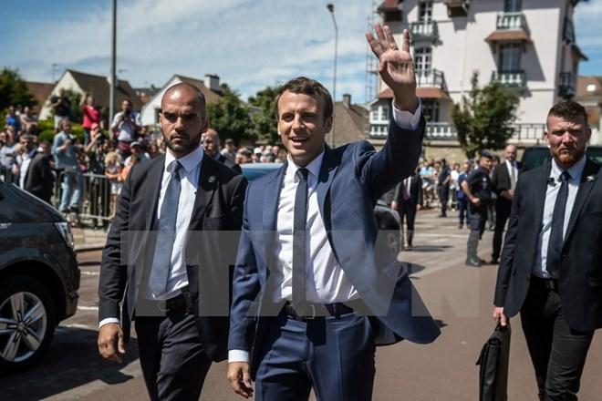 Macron wins landslide in French legislative elections