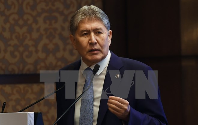 Kyrgyzstan's Parliament sets Presidential election for October