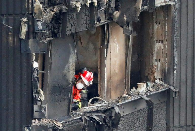 Dozens presumed dead in Grenfell Tower fire