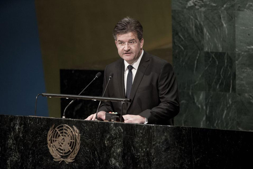Slovak Foreign Minister elected as UN General Assembly President