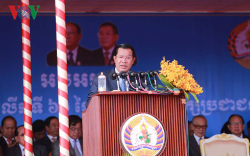 Cambodian ruling Party marks 66th anniversary