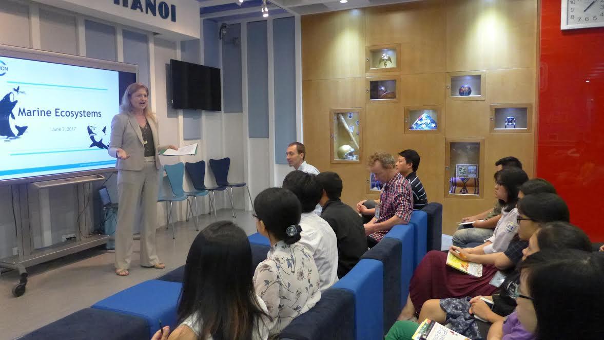 US Embassy celebrates World Oceans Day in Hanoi