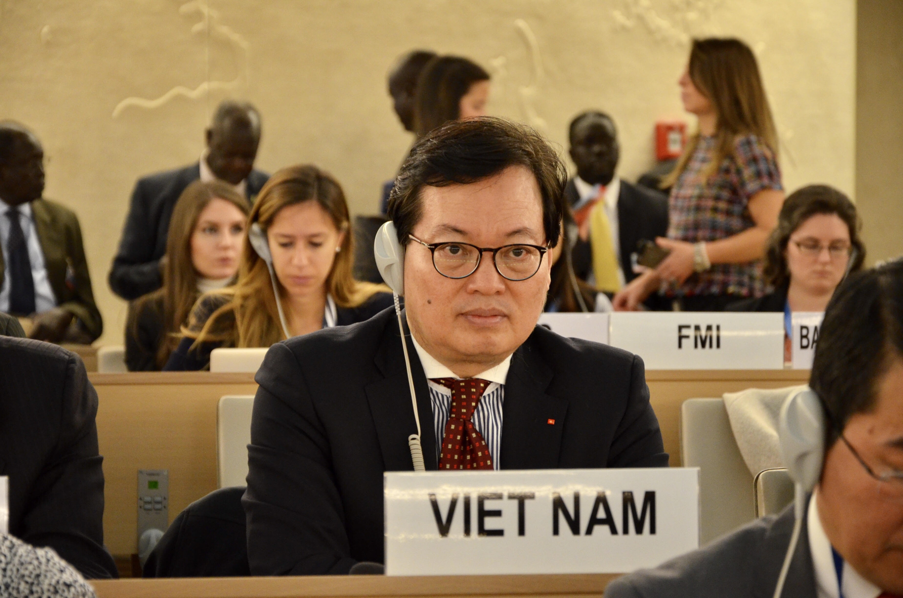 35th session of UN Human Rights Council