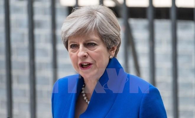 Congratulation sent to UK Prime Minister