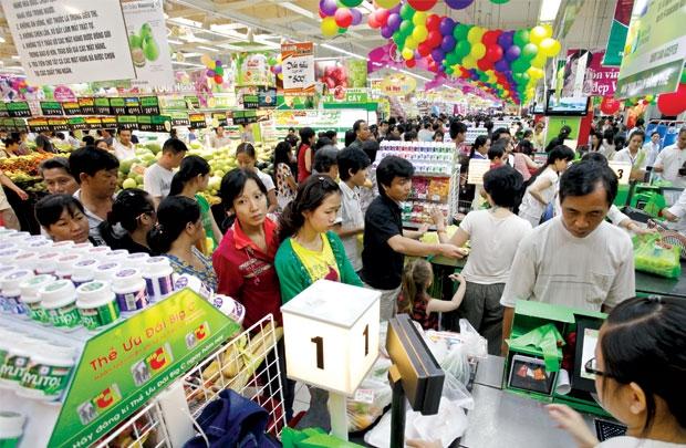 Vietnam returns to Top global retail markets