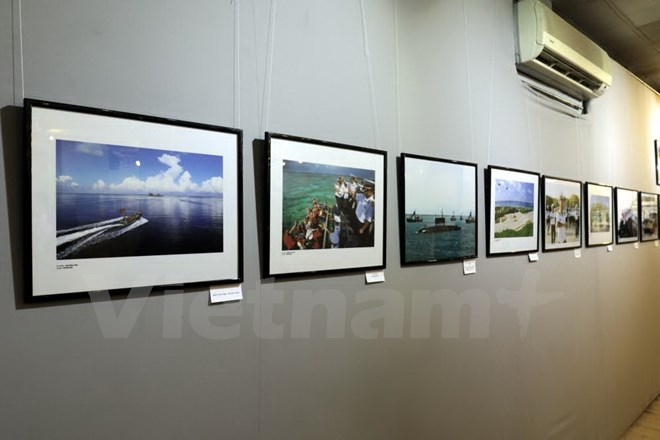 "Photo exhibition ""Vietnam - Country and People"" in Russia"