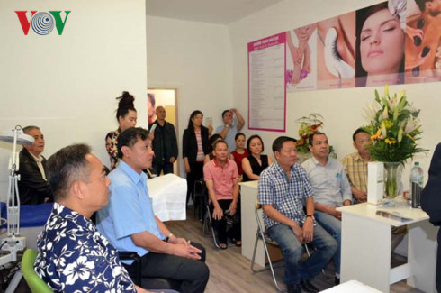 Vocational school for Vietnamese in Germany opens its first training course