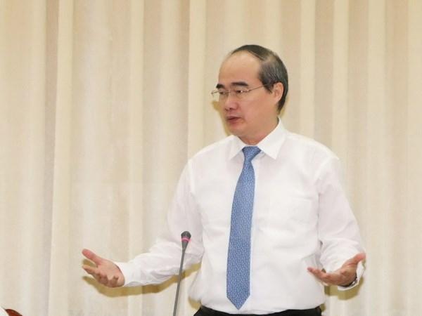 Ho Chi Minh city, Microsoft step up cooperation