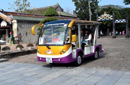 Pilot of electric cars for tourism receives approval