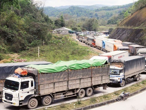 Vietnam eyes export boost through Chinese border