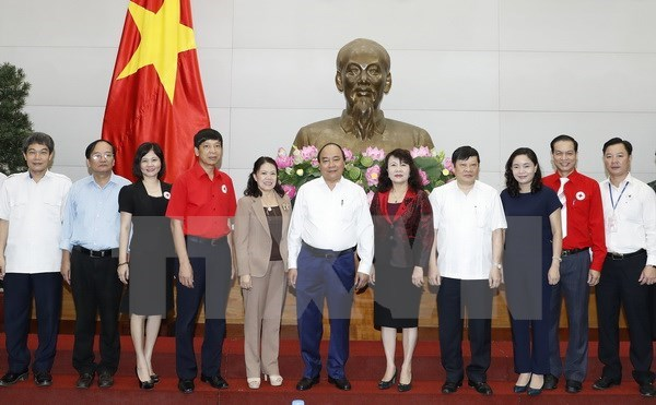Vietnam Red Cross asked to continue ensuring social welfare