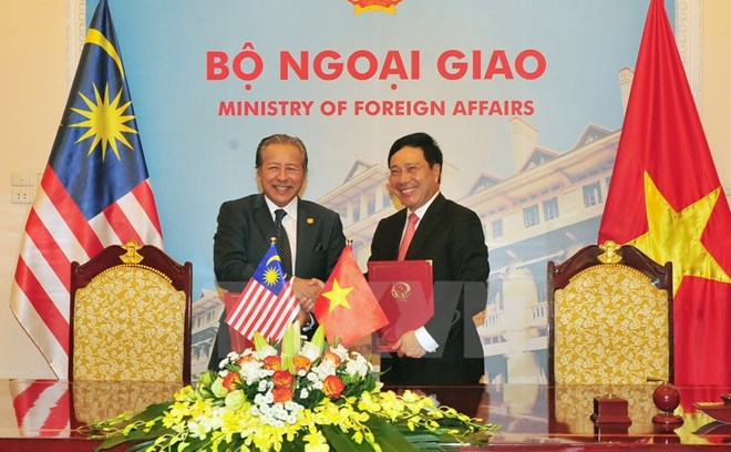 Vietnam, Malaysia hold 5th meeting of joint cooperation committee