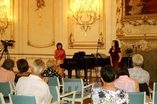 Vietnamese opera works performed at major international music festival in Czech Republic