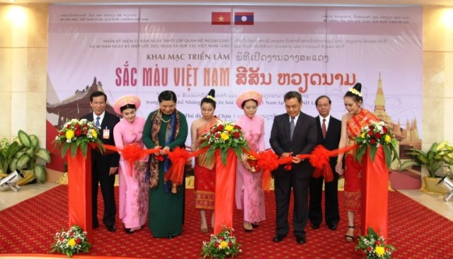 Vietnam Tourism and Culture Days open in Laos