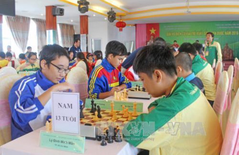 Around 1,000 players to compete for National Junior Chess Championship
