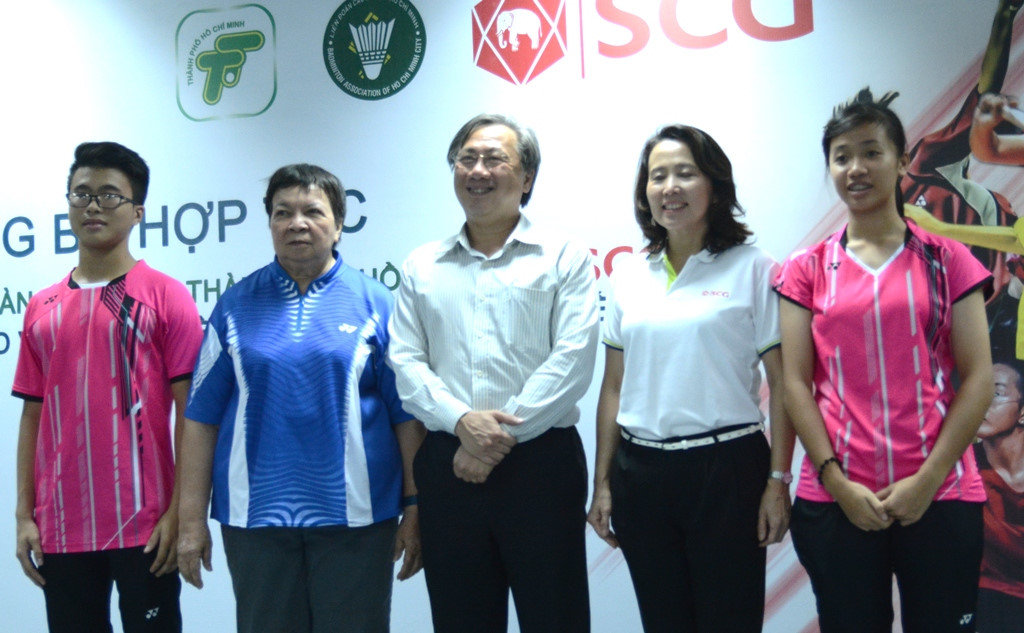 Ho Chi Minh city: 12 badminton players to train in Thailand