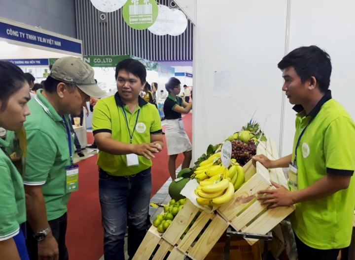 Vietnam Farm and Food Expo opens in HCM city