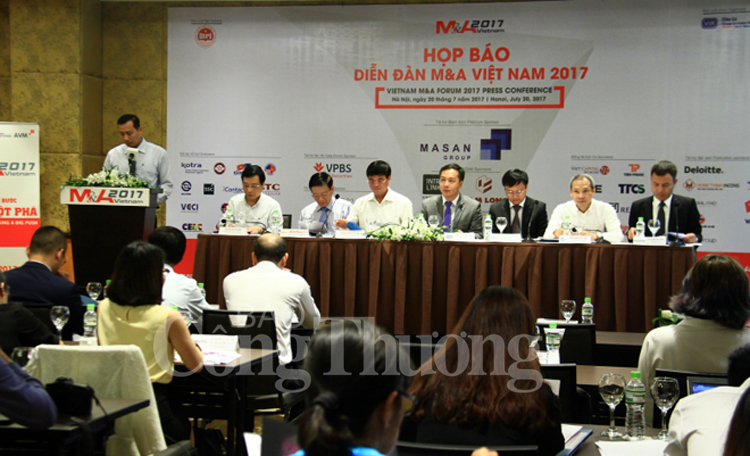 Vietnam M&A Forum 2017 coming in August