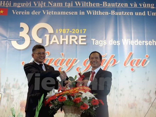 30 years of the Vietnam-East Germany Labour Cooperation Program marked in Germany