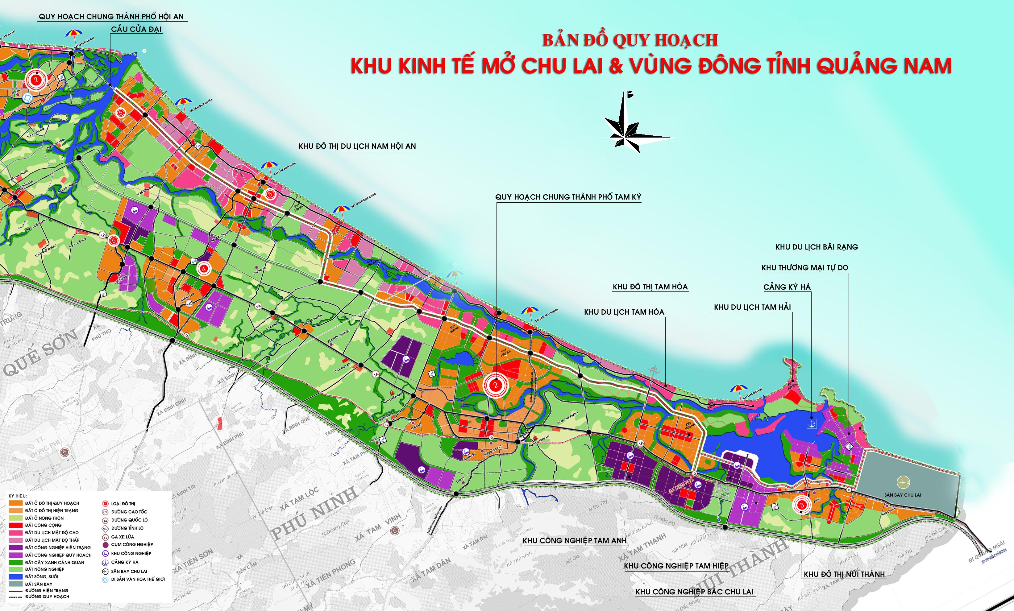 Non-tariff area of Chu Lai Open EZ covers 1,012 hectares