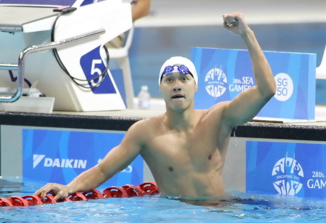 National swim team falls short at world championships