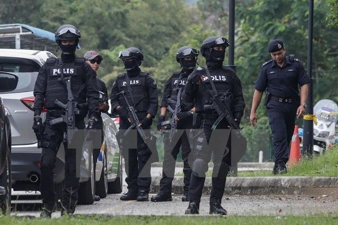 14,000 policemen deployed for SEA Games 29