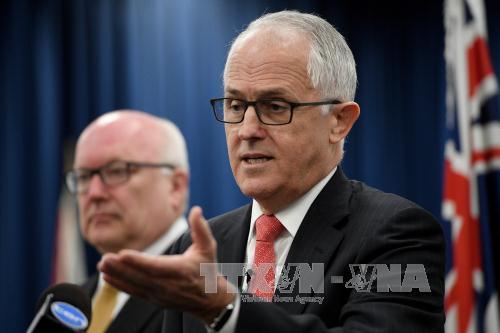 Australia establishes Home Affairs Ministry