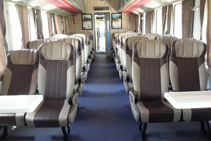 Another five-star train added to Sai Gon - Nha Trang route