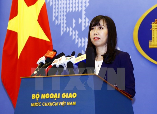 Vietnam's oil, gas activities in waters completely under its sovereignty: spokesperson