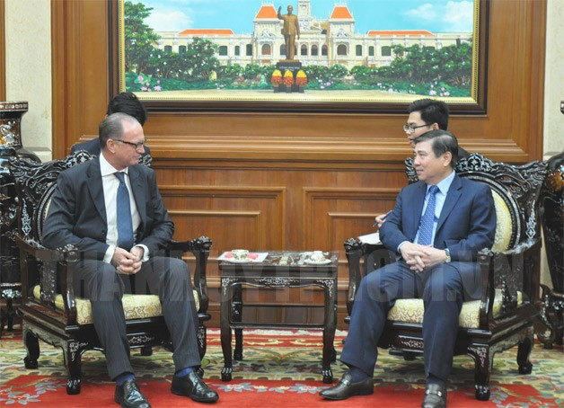 Ho Chi Minh city and Austria relationship further developed