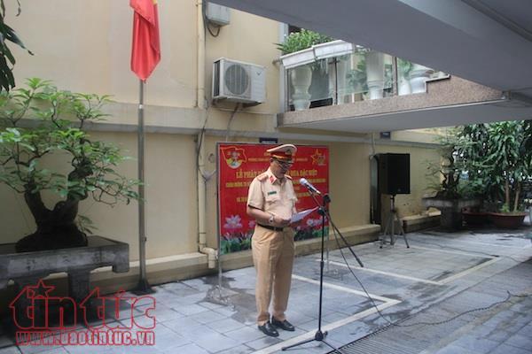 Hanoi public security realizes Uncle Ho's teachings