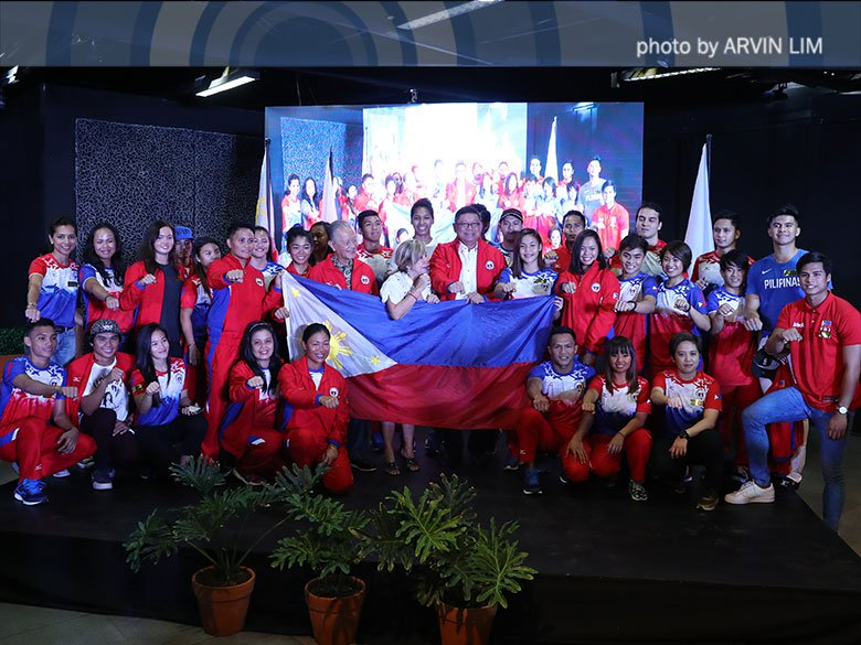 Philippines back as host of SEA Games 2019