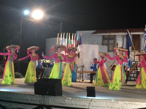 Vietnam joins folk culture festival in Greece