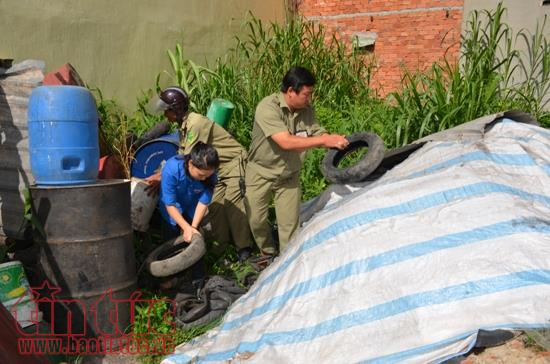 Ho Chi Minh city increases punishment of dengue fever prevention violations
