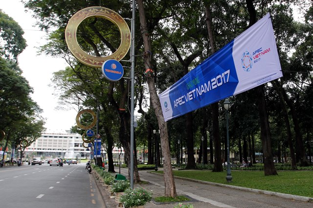 Ho Chi Minh city ensures security for APEC SOM 3