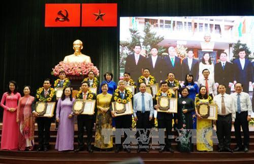 Ho Chi Minh city honours excellent workers and engineers