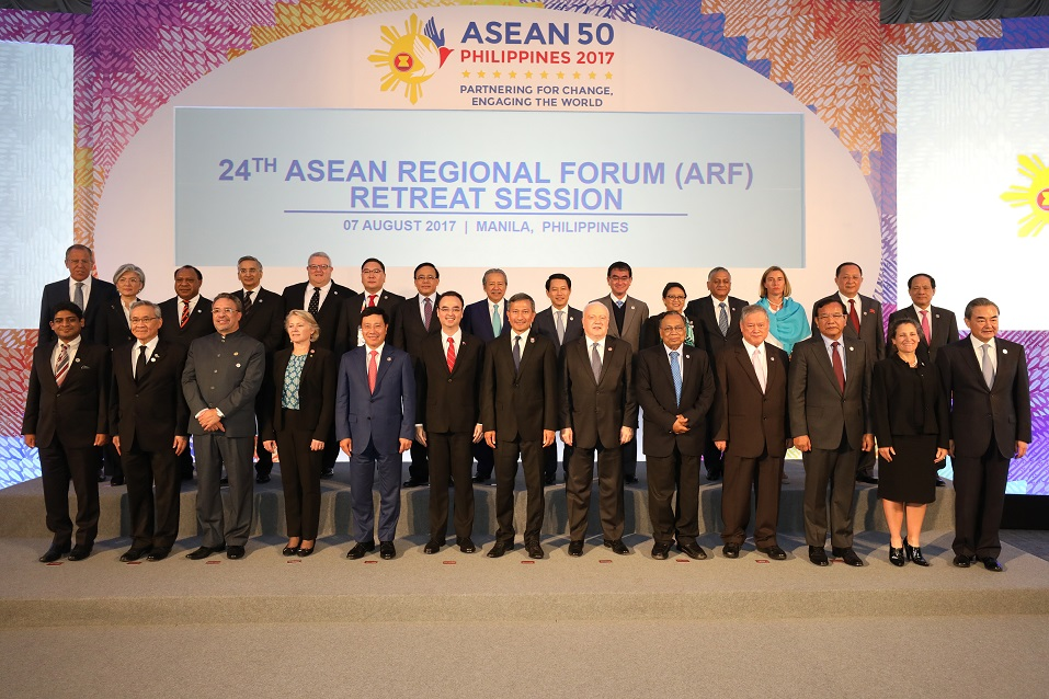 Vietnam highlights significance of ensuring regional peace at ARF meeting