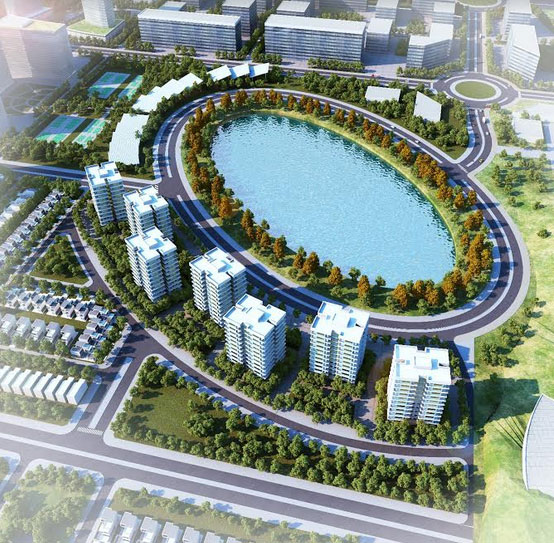 Construction on Da Nang IT Park accelerated for APEC