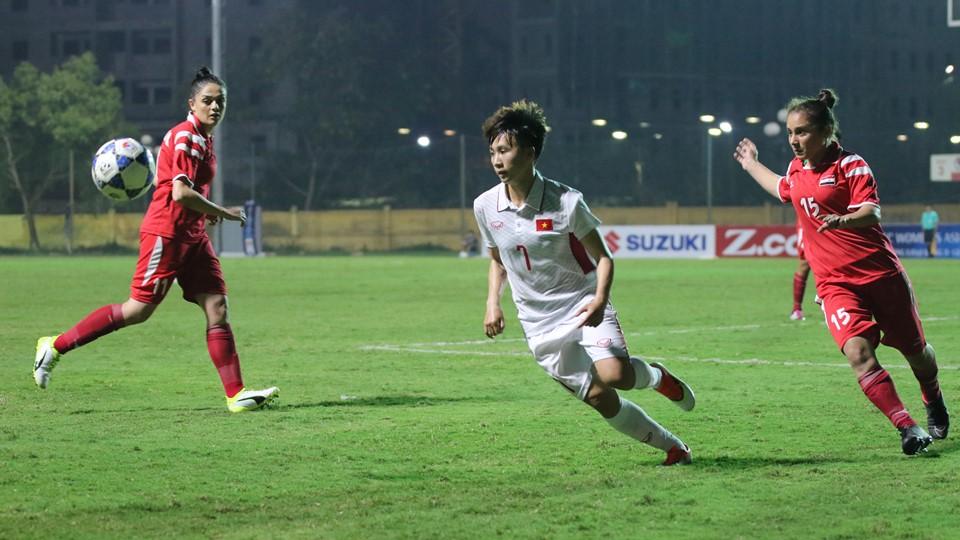 FIFA praises Vietnamese female midfielder Tuyet Dung