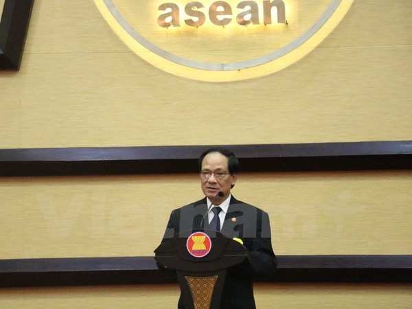ASEAN's founding anniversary celebrated in Indonesia